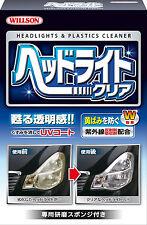 WILLSON Headlamp Cleaner JP New 02071