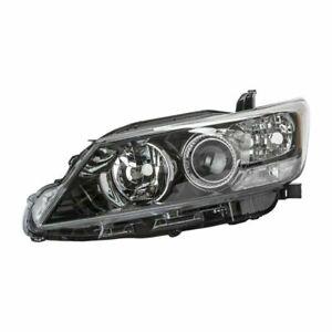 TYC Left Driver Side Halogen Headlight for Scion tC 2011-2013 Models