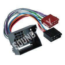 Câble adaptateur autoradio connecteur faisceau ISO pour BMW M3 / X3 / X5 / Z4 /