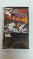 DIO Holy Diver 9238364 Cassette Tape