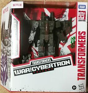 Transformers Netflix WFC SPARKLESS SEEKER (Voyager Class)