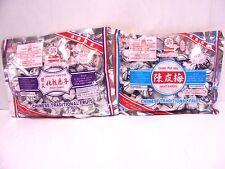 Pack 2 Tang Hoi Moon Kee Chan Pui Ying Che/Mui Preserved Plum Snack Hong Kong