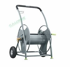 GEKA plus manguera coche p125 8504sb enrollador acero lacado karasto