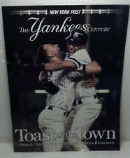 """""""The Yankees Century"""" NY Post magazines Part 5 'Toast of the Town"""