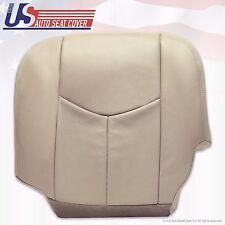 2003 2004 05 2006 Chevy Suburban Custom Driver-Bottom Seat Light Tan # 522 Vinyl