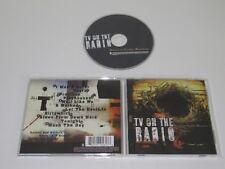 TV ON THE RADIO/RETURN TO COOKIE MOUNTAIN(B0007466-02) CD ALBUM