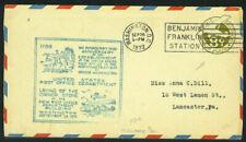 Sellos de Estados Unidos correo aéreo