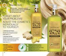 Scalp Psoriasis Eczema Organic Ginsing Panax Shampoo & Mask Dandurff Damage Hair