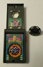 Bandai 1993 Mighty Morphin Power Rangers Spin Fighter Launcher 1 spinner RITA