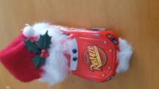 CARS DISNEY PIXAR Custom Saetta McQueen Vers. Santa Claus - Babbo Natale