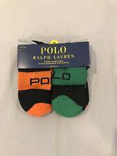 Polo Ralph Lauren Quarter Socks NWT