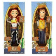 Toy Story Woody Jessie Doll Kids Baby Soft Talking Action Figures Toy Xmas Gifts