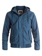 Quiksilver Everyday Brooks Jacke Jacket Gr. S dark denim für Herren NEU und OVP