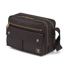 Shoulder Bag Brown Canvas PU coating MORI 11285-00310 PORTER INTERNATIONAL