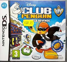 CLUB PENGUIN: HERBERT'S REVENGE Nintendo DS 2010 -PAL-