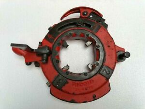 """RIDGID DIE HEAD ASSEMBLY FOR 1224 PIPE THREAD MACHINE 2-1/2"""" - 4"""" SIZE (1)"""