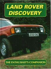 Land Rover Discovery: The Enthusiast's Companion - James Taylor (1994)..Hardback