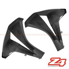2008-2011 CBR1000rr Front Side Radiator Cover Panel Fairing Cowling Carbon Fiber