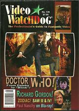 VIDEO WATCHDOG Magazine #139 - DOCTOR WHO - Richard Gordon - Camille 2000