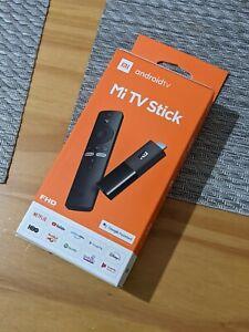 Xiaomi Mi HD Digital Android TV Stick Chromecast - Black