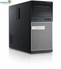 Desktop PC Windows 7 con hard disk da 250GB 3.40GHz