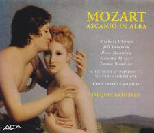 MOZART: ASCANIO dans Alba Michael Chance, Feldman, JACQUES GRIMBERT 3 CD très bien