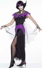 Midnight Siren Costume M UK 12/14 Halloween ** CLEARANCE **  Ladies Fancy Dress