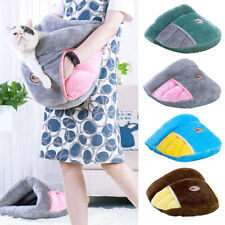 Multi-Function Pet Nest Cat Bed Dog Bed Slipper Type Thickened Basket Cave Bed