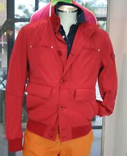 NWT. PEUTEREY RED WIN BRAKER JACKET SIZE M