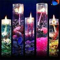 1pc Dekorationskerze Jellykerze Gel Kerze Ozean Aromatherapy Kerzen-Duftkerze