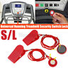 Universal Running Machine Treadmill Safety Key Switch Lock Magnet Security Sport