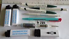 Polizei Kugelschreiber und Feuerzeuge  (k286-)