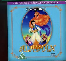 Children's Fairytale Collection - Aladdin / Daily Mail  DVD - 1st Class Post