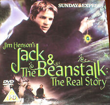 Jim Henson's Jack & The Beanstalk the real story  (DVD),