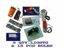 SUZUKI SJ413SJ410 LIGHT KIT FRONT SIDE MAP INDICATOR TAIL SAMURAI SIERRA DROVER
