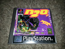 N2O Sony Playstation 1 PS1 Game Complete PAL Fat Case