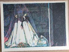 Lithographie de John HARDY signée numérotée Bride 1980 *