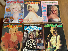 More details for 6 x country music magazines - 5 x dolly parton covers/ 1 x tammy wynette cover