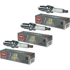 3X NGK Laser Iridium Premium Zündkerze 97153 Typ IZFR6P7 Zünd Kerze
