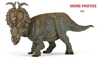 PAPO Dinosaurs Jurassic Pachyrhinosaurus - Retired Discontinued NEW w/ TAG 55019