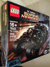 Lego The Tumbler (76023) New In Box - Sealed - Batman - Retired Set