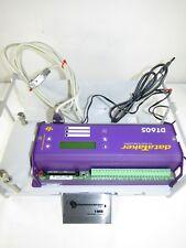 Datataker DT605  Industrial data logger  Data Taker dt 605
