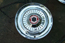 """VINTAGE PACKARD CLIPPER 15"""" HUBCAP CLASSIC CAR  RAT ROD CUSTOM"""