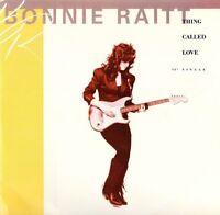 """BONNIE RAITT thing called love 12 CL 576 near mint disc uk 1989 12"""" PS EX/EX"""
