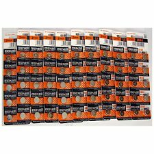 100 NEW LR44 MAXELL A76 L1154 AG13 357 SR44 303 BATTERY Expiration date 12/2020