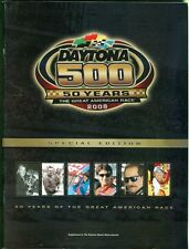 2008 Daytona 500-50th Anniversary- Supplement From Daytona Beach News-Journal