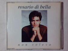 ROSARIO DI BELLA Non volevo cd singolo