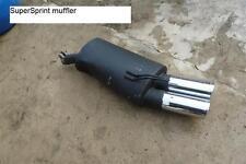 JDM SuperSprint muffler exhaust Mercedes benz fiat alfa romeo bmw audi  remus 11