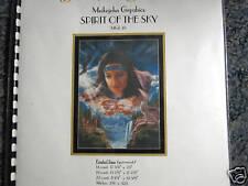 SPIRIT OF THE SKY CROSS STITCH PATTERN