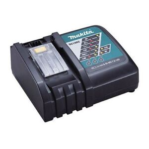 Makita DC18RC Lithium-Ion Battery Charger  7.2V-18V / 220V
